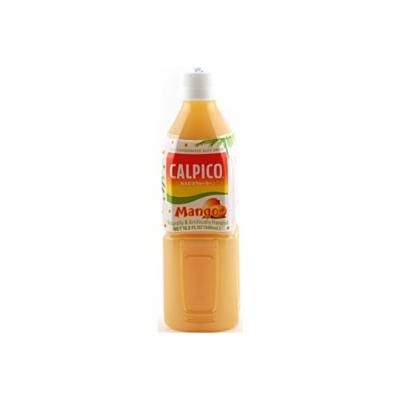 Calpico (Mango Flavor) - 16.9fl Oz. (Pack of 1)