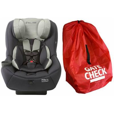Maxi Cosi Pria 70 Convertible Car Seat With Easy Clean Fabric And Gate Check Bag Miner