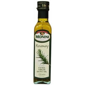 Monini Extra Virgin Olive Oil, Rosemary, 1.05 Pound (Pack of 6)