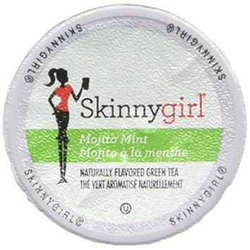 Skinnygirl Green Tea, Mojito Mint, 24 Count