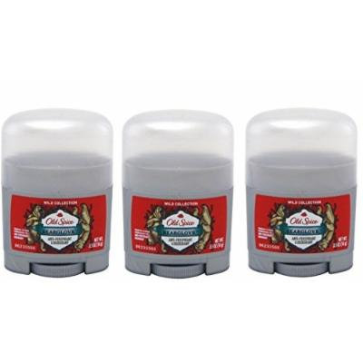 Old Spice Bearglove Deodorant AntiPerspirant 0.5 oz Travel Size (Pack of 3)