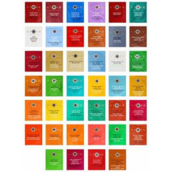 Stash Tea Bags Sampler Assortment Includes Mints (40 Count) by Variety Fun