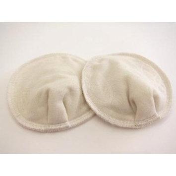 NEW Sweet Mommy Organic Cotton Washable Nursing Pads Large