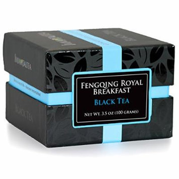 Royal Breakfast - Black Tea - Fresh Loose Leaf - Conoisseur Collection - 100 Grams