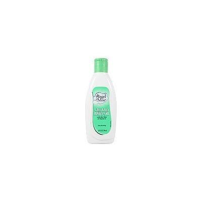 Creamy Baby Oil with Aloe Vera & Vitamin E - 10 Oz 3 Pack