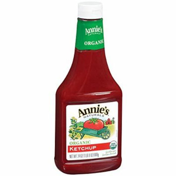 Annie's Naturals Ketchup, 24 Ounce (Pack of 12)