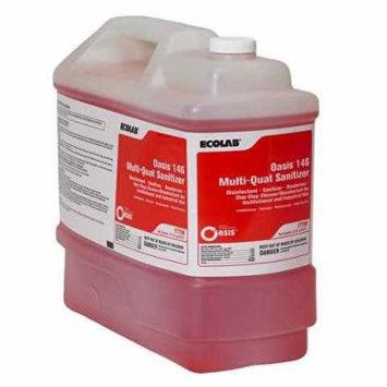 SANITIZER, MULTI QUAT OASIS 146 LIQUID PLASTIC CLEAR