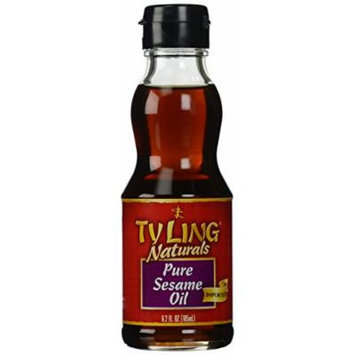 Ty Ling Sesame Oil - 6.2 Ounces