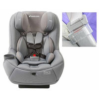 Maxi-Cosi Pria 70 Convertible Car Seat with Easy Clean Fabric PLUS Seat Buckle Safety Guard, Grey Gravel