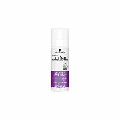 Schwarzkopf Essence Ultime Biotin Volume Root Lift Spray, 6.8 Ounce