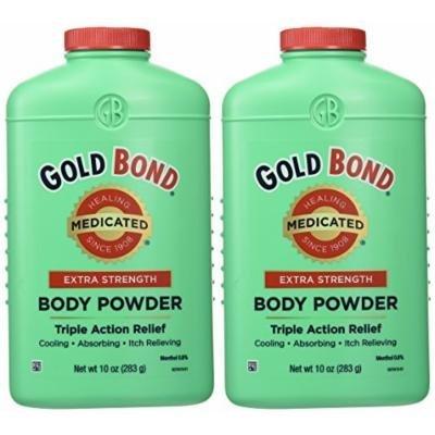 Gold Bond Extra Strength Medicated Body Powder, 20 Ounce