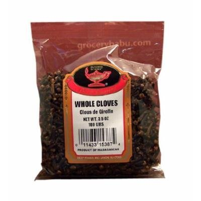 Indian Spice Deep Cloves Whole 100 Grams