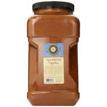 Spice Appeal Spanish Hot Paprika, 80-Ounce Jar