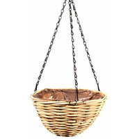 SuperMoss (29701) Wood Woven Baskets - Round Style, Sugarloaf 14