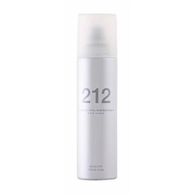 212 By Carolina Herrera For Women. Deodorant Spray 5 Ounces