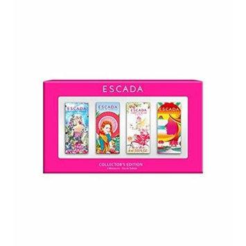 ESCADA 4 Piece Mini Set for Women, .8 Fluid Ounce