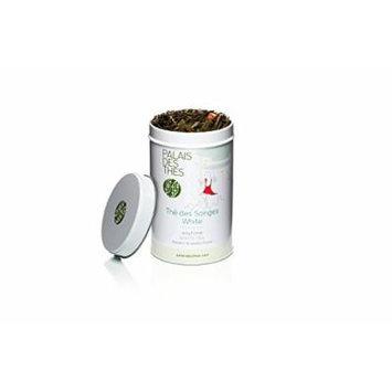 Palais des Thés Thé Des Songes White Tea, 3.5oz Metal Tin