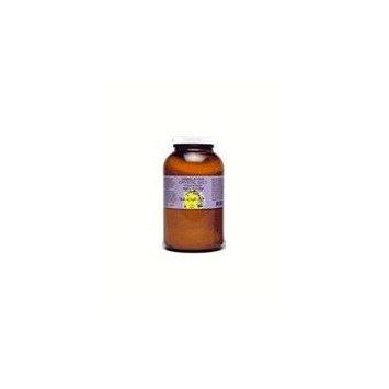 Himalayan Crystal Salts-Amber Jar Fine Herbs of Light 1.25 lbs Fine Salt