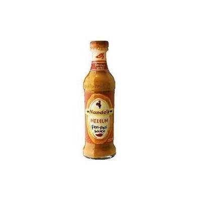 Nando's Nandos Peri Peri Sauce Medium 250Ml Bottle
