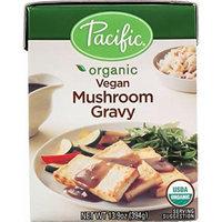 Pacific Organic Vegan Mushroom Gravy, 13.9oz 2-pack