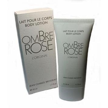 Ombre Rose By Jean Charles Brosseau for Women. Body Lotion 50ml / 1.7 Fl.oz