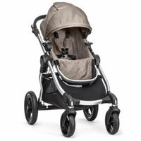 Baby Jogger City Select Silver Frame Stroller w Child Tray (Quartz)