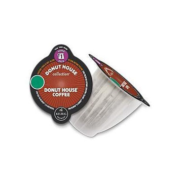 Donut House Coffee Keurig 2.0 Carafe Pods, 8 Count