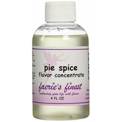 Faeries Finest Flavor Drops, Pie Spice, 4 Ounce