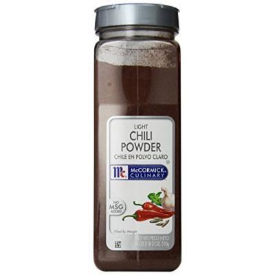 McCormick Culinary Light Chili Powder, 18 oz.
