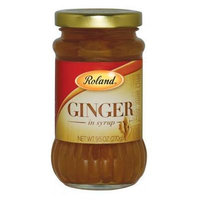 Roland: Ginger in Heavy Syrup 9.5 Oz (2 Pack)