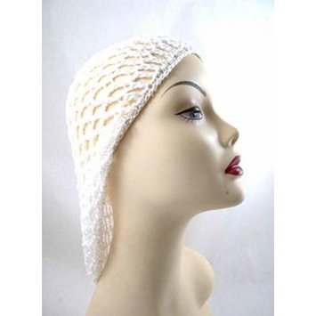 Thicker Hair Net, White Big Sale!!