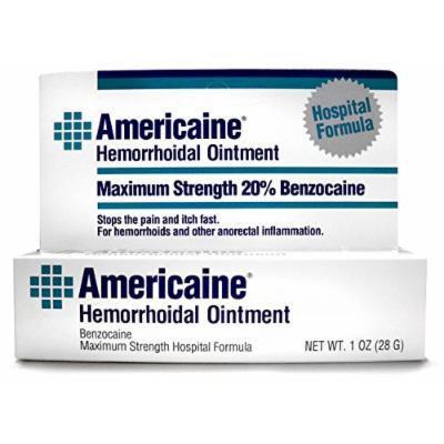 Americaine Hemorrhoidal Ointment, 6 Ounce