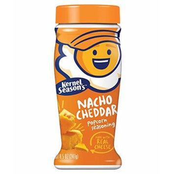 Kernel Season's Nacho Cheddar Seasoning, 8.5 Ounce Shakers (Pack of 2)