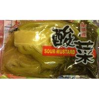 8oz Asian Taste Sour Mustard (Pickled Vegetable), Pack of 3