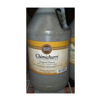 Gaucho Ranch: Chimichurri Sauce 4/1 Gallon Case