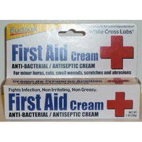 Budpak First Aid Cream Anti-Bacterial 1 Oz / 28 G (Pack of 4)