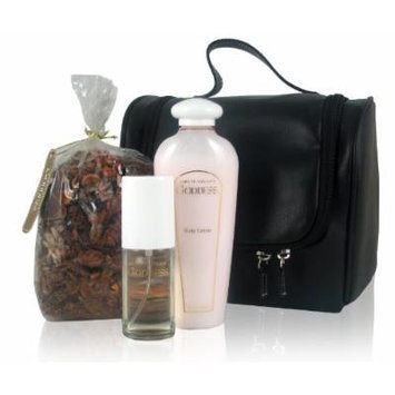 Marilyn Miglin Goddess Glamour in Pink Gift Collection (Eau De Parfum + Potpourri + Body Lotion)