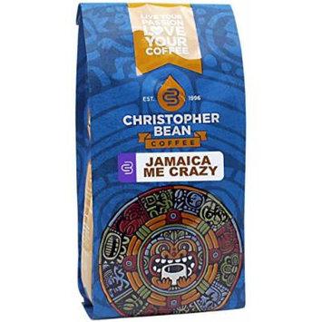 Jamaica Me Crazy, Flavored Decaffeinated Ground Coffee, 12-Ounce Bag