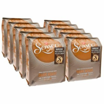 Senseo Dark Roast Coffee, 360-count Pods (10 Bags of 36 Pods)