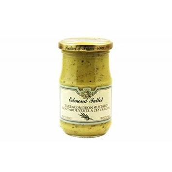 Edmond Fallot Tarragon Dijon Mustard 7.4 Oz (2 Pack)