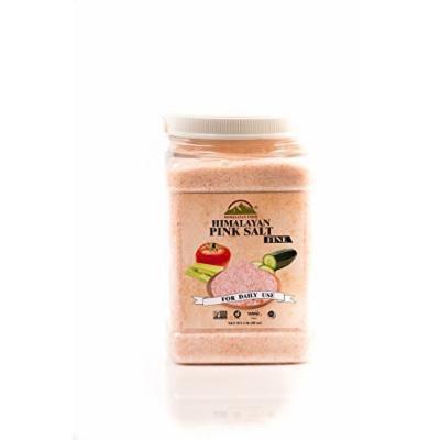 WBM Himalayan Chef Pink Fine Salt, 5 Pound