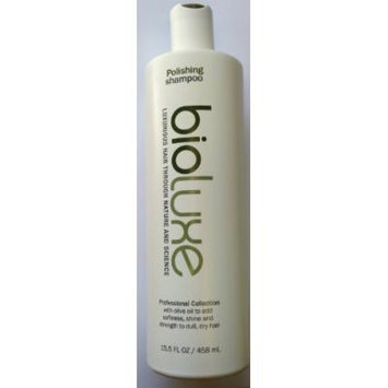 BIOLUXE Professional Collection POLISHING SHAMPOO with OLIVE OIL 15.5 oz. (Pack of 2)