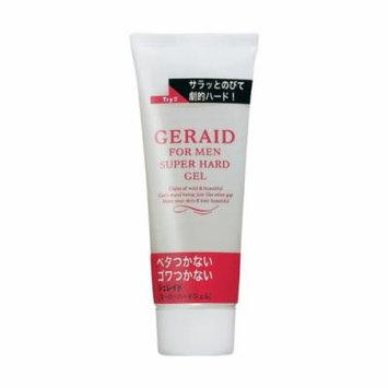 Shiseido GERAID , Hair Styling Gel , Super Hard Gel 150g