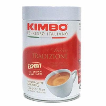 Kimbo Antica Tradizione Ground Coffee in Can 8.8oz/250g