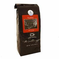 Coffee Beanery Hazelnut Flavored Coffee SWP Decaf 16 oz. (Coarse)