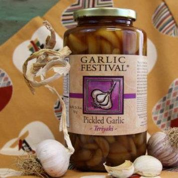 Teriyaki Pickled Garlic (Quart)