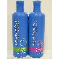 Revlon Aquamarine Raspberry Green Apple Cleanse Nourish Shampoo