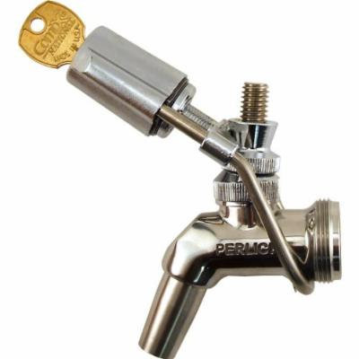 Perlick Wrap Around Beer Faucet Lock - Fits all Perlick Series