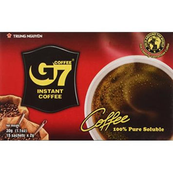 G7 Black Instant Coffee, 30 Grams