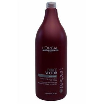 Loreal Serie Expert Force Vector Reinforcing Anti-Breakage Shampoo 50.7 oz